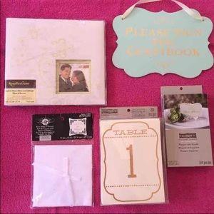 Wedding Supplies Bundle